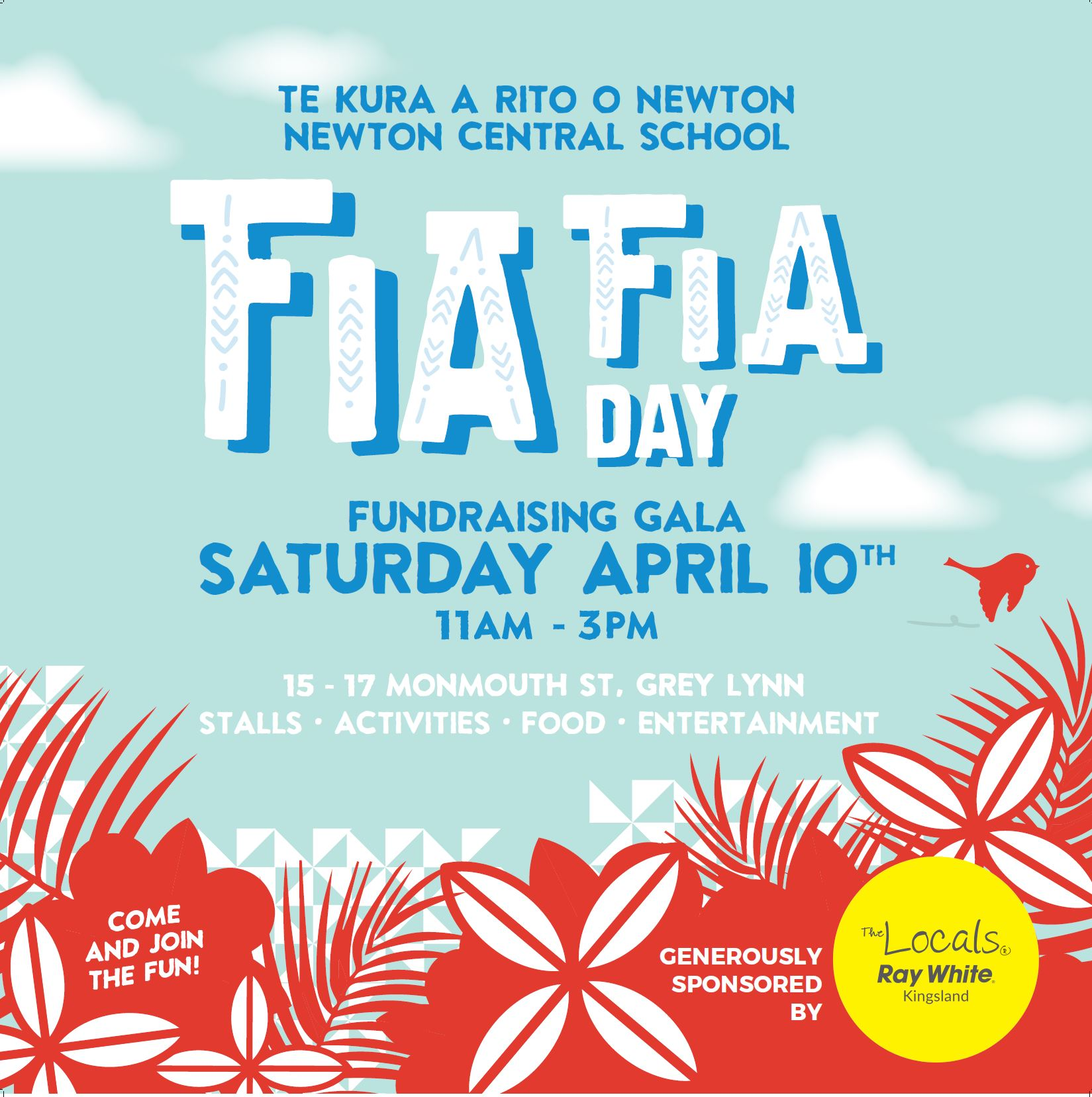 Fiafia Poster